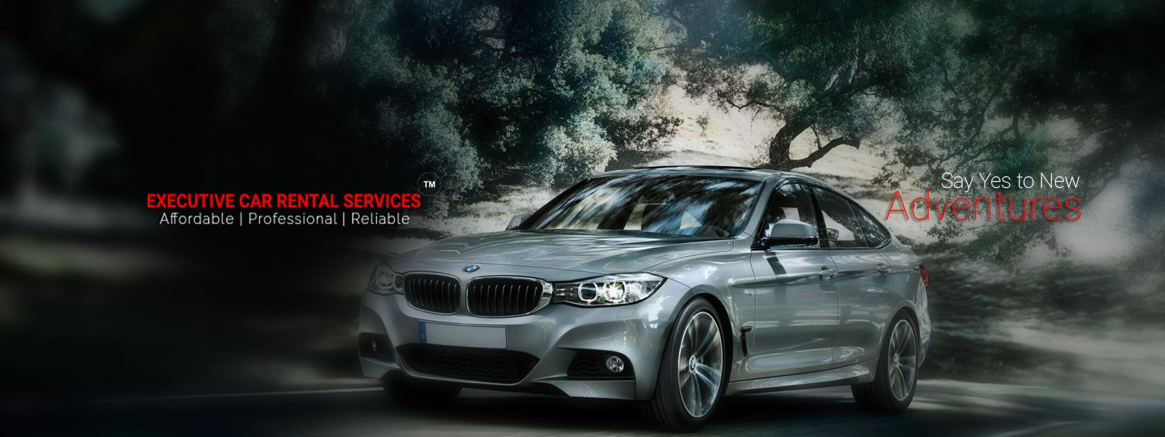 Ecrspune Home Executive Car Rental Services